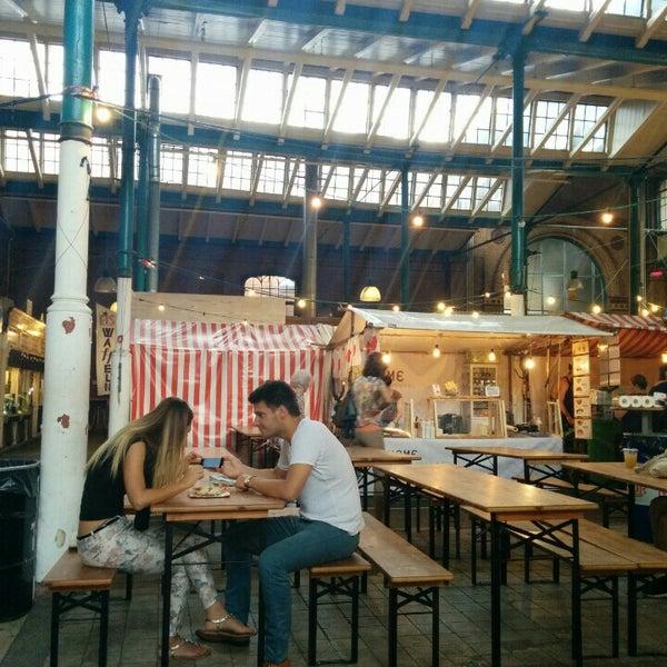 Das Foto wurde bei Street Food Thursday von Claudia am 7/23/2015 aufgenommen