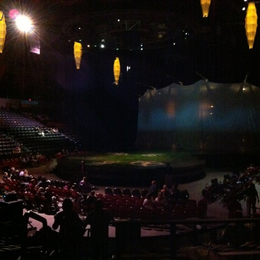 Photo taken at Valley View Casino Center by Bryan H. on 11/17/2012