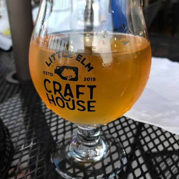 Photo taken at Little Elm Crafthouse by Mark P. on 4/8/2017