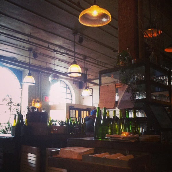 Roebling Tea Room Williamsburg Brooklyn