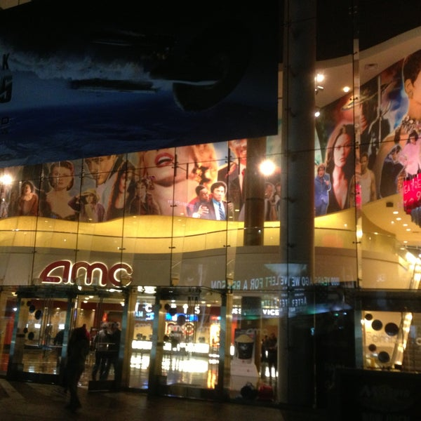 Photo taken at AMC Century City 15 by Vitaliy M. on 5/8/2013