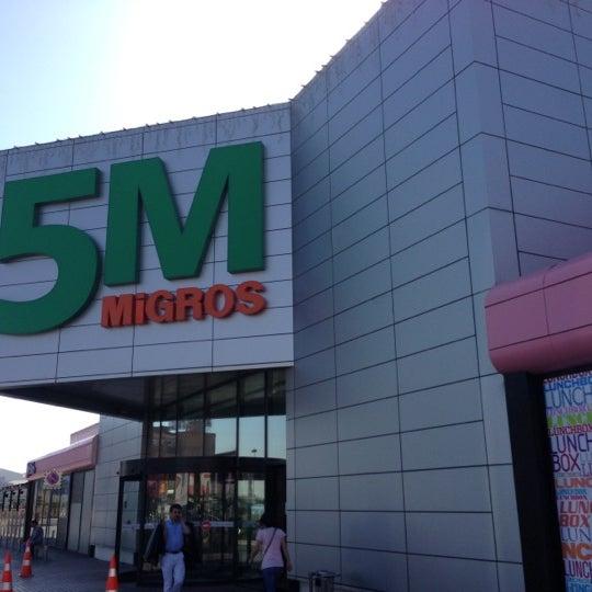 10/16/2012 tarihinde Erhanziyaretçi tarafından Beylikdüzü Migros AVM'de çekilen fotoğraf