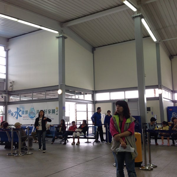 Photo taken at Taipa Ferry Terminal by Miteee P. on 4/27/2013