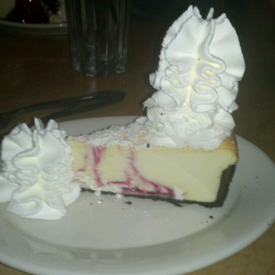 Photo taken at The Cheesecake Factory by Wakeisha C. on 1/21/2013