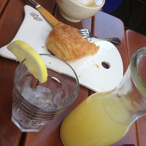 Photo taken at Le Pain Quotidien by Sal on 6/18/2013