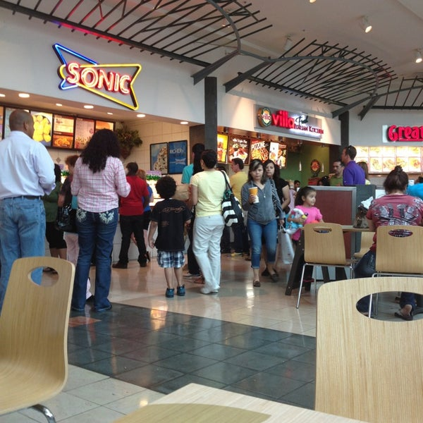 New Town Plaza Food Court In Hong Kong: Woodlands Mall Food Court