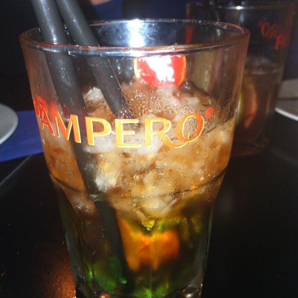 Photo taken at Exotic Restaurant & Lounge Bar by Jarzisi N. on 1/12/2013