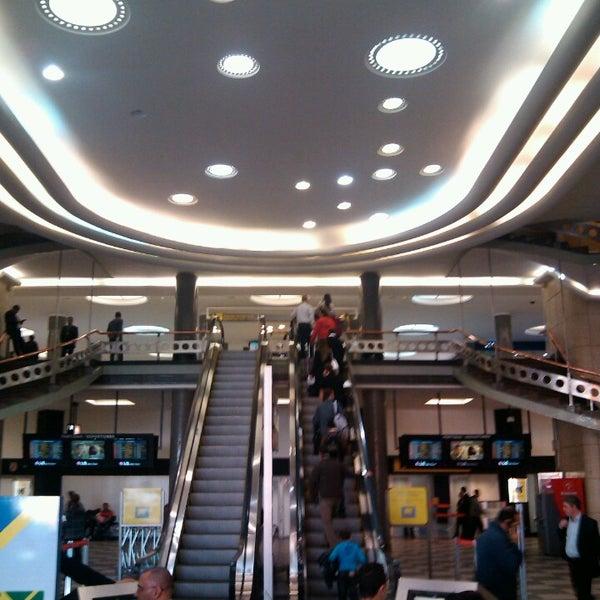Снимок сделан в Международный аэропорт Конгоньяс/Сан-Паулу (CGH) пользователем Marcelo C. 6/4/2013