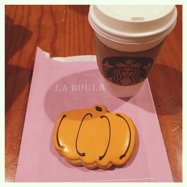 Photo taken at Starbucks by Judy on 11/1/2014