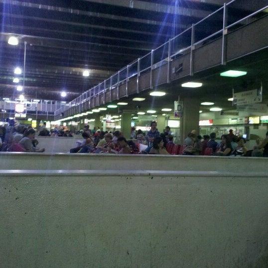 Photo taken at Terminal Rodoviário Governador Israel Pinheiro by Valerio S. on 10/18/2012