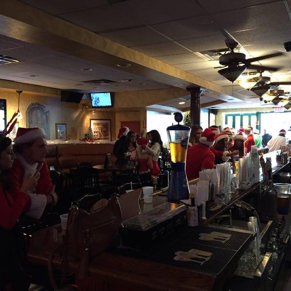 #SantaCon beer and fun!
