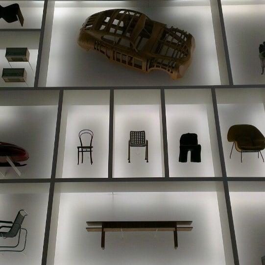 Photo taken at Pinakothek der Moderne by Alexey G. on 2/15/2013