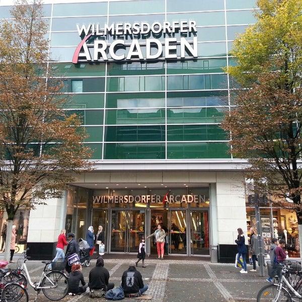wilmersdorfer arcaden charlottenburg berlin berlin. Black Bedroom Furniture Sets. Home Design Ideas