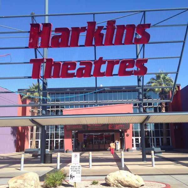 Harkins Cerritos From Freeway: The Usual Places