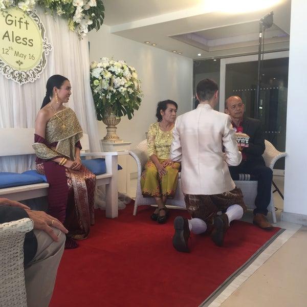 Photo taken at Anantara Si Kao Resort And Spa by Benya J. on 5/12/2016