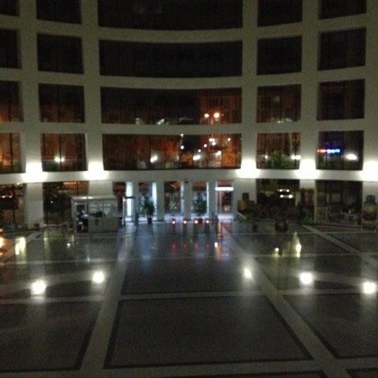 Photo taken at Bakırköy Adalet Sarayı by Tolgahan K. on 10/13/2012