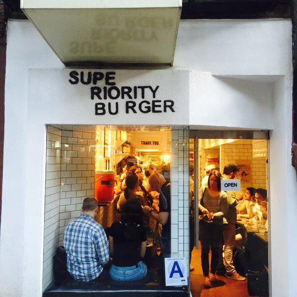 Superiority Burger East Village 128 Tips