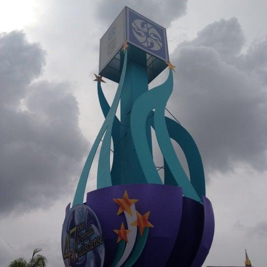 Foto tomada en Fiestas de Octubre por Elia V. el 11/4/2012