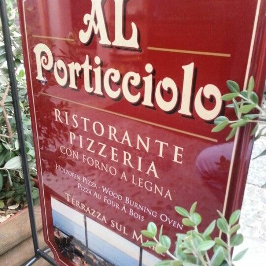 Foto scattata a Al Porticciolo da Rosario G. il 9/19/2012