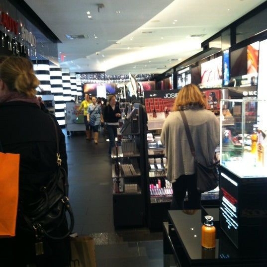 Photo taken at SEPHORA by Emily on 10/19/2012
