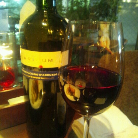 Das Foto wurde bei cucina italiana aria von Keiko am 11/6/2012 aufgenommen