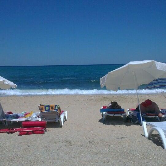 6/22/2013 tarihinde Bünyamin Ş.ziyaretçi tarafından Karaburun Plajı'de çekilen fotoğraf
