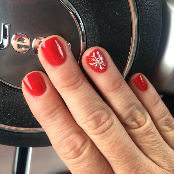 LV Nails And Spa - Briargate - 1605 Briargate Pkwy
