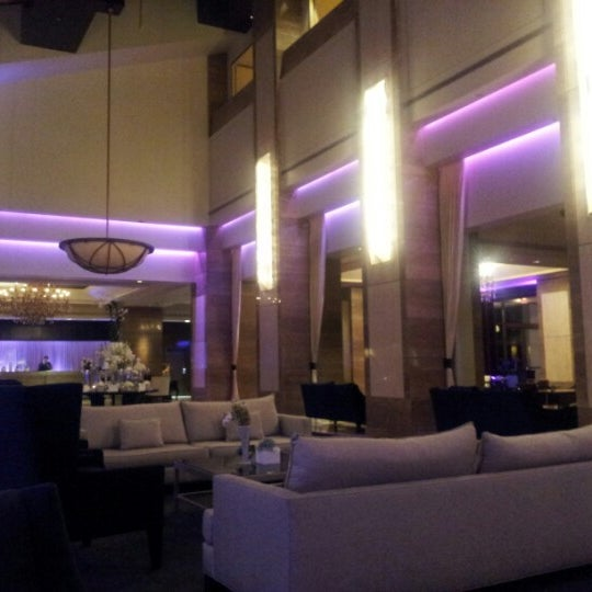 Photo taken at InterContinental Los Angeles Century City by YongKyu P. on 1/22/2013