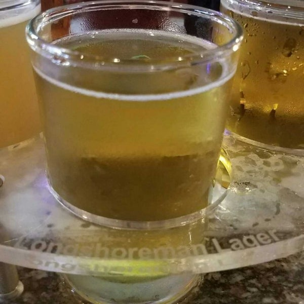 Photo taken at San Pedro Brewing Company by Joe C. on 5/6/2017