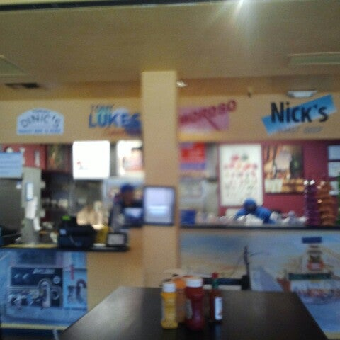 Photo taken at Frankie's South Philly Cheesesteaks and Hoagies by Angela M. on 9/30/2012