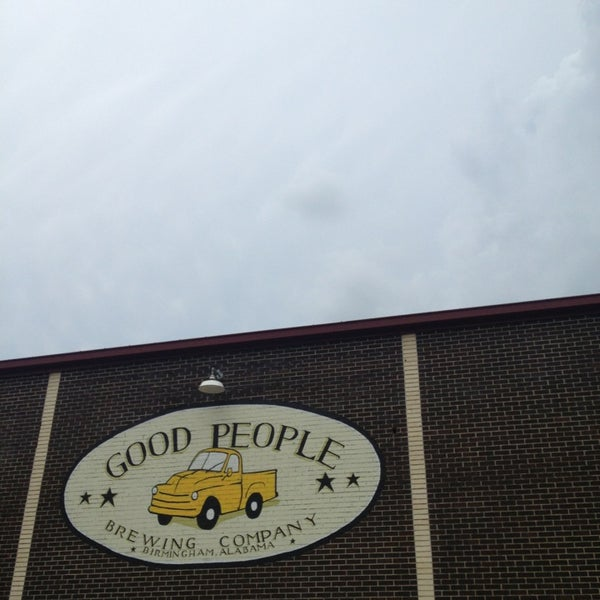 Photo taken at Good People Brewing Company by Todd H. on 7/13/2013
