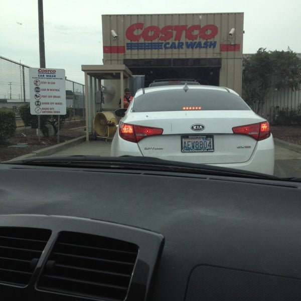 Costco Seattle Car Wash Hours