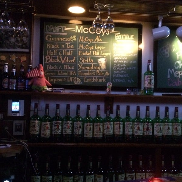 Photo taken at McCoy's by Andros M. on 1/25/2014