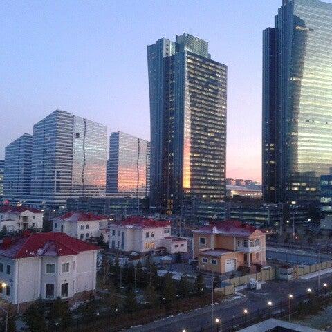 11/8/2012 tarihinde lanaziyaretçi tarafından Rixos President Astana'de çekilen fotoğraf