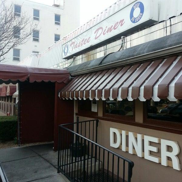 Photo taken at Tastee Diner by Shashi B. on 4/1/2013