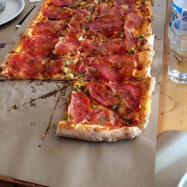 Photo taken at Pizzicotto by 🐸Natasa K. on 5/16/2015