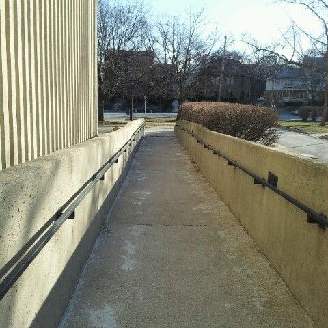Photo taken at UWM Curtin Hall by Daniel K. on 1/22/2013
