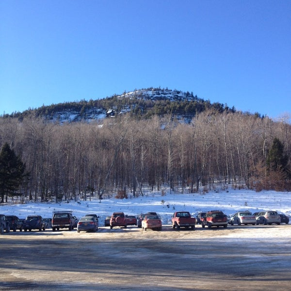 Photo taken at Whiteface Mountain by Dan S. on 2/18/2013