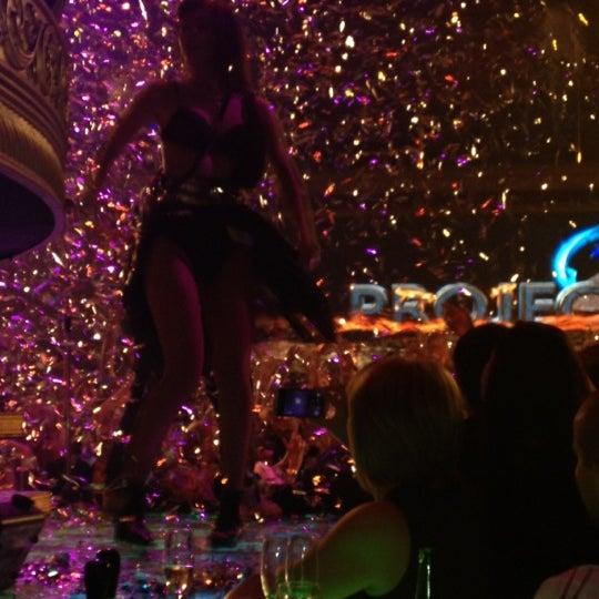 Снимок сделан в Клуб «Місто» / Misto Club пользователем Margaryta A. 10/27/2012