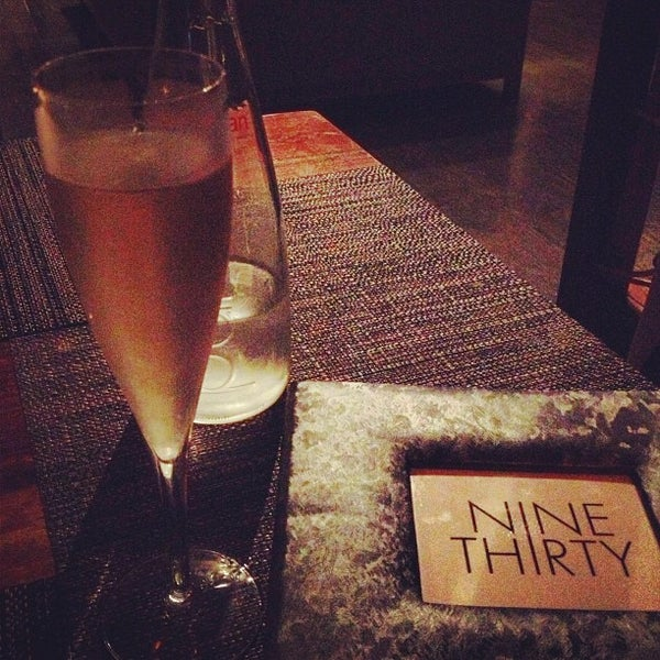 Photo taken at NineThirty by Luxury M. on 2/10/2013