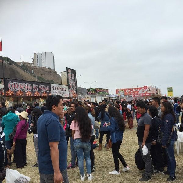 Photo taken at Mistura Perú by Silvana W. on 9/7/2016