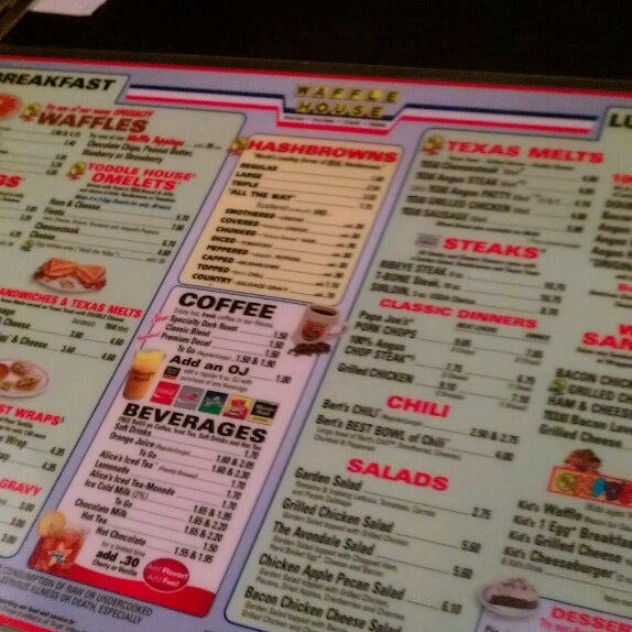 Photo taken at Waffle House by Krista C. on 6/1/2013