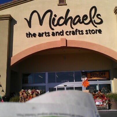 Michaels 6990 n 5th st for Michaels arts and crafts las vegas