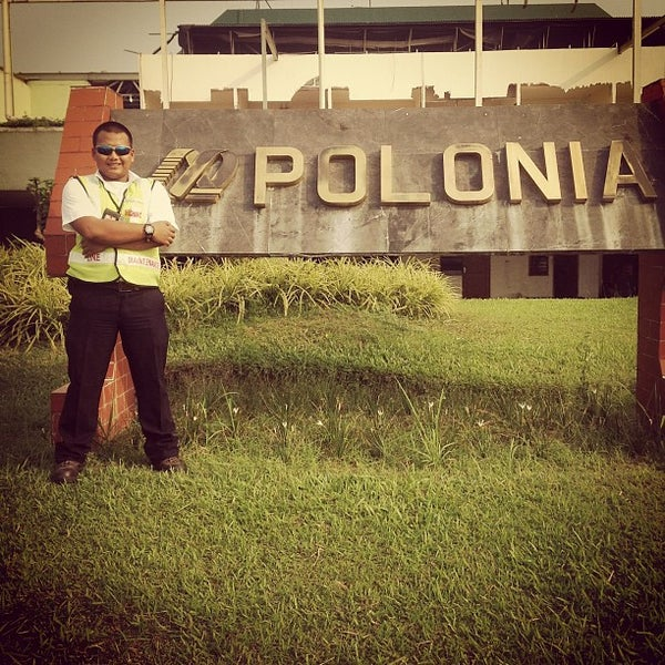 Photo taken at Polonia International Airport (MES) by Bobby r. on 7/31/2013