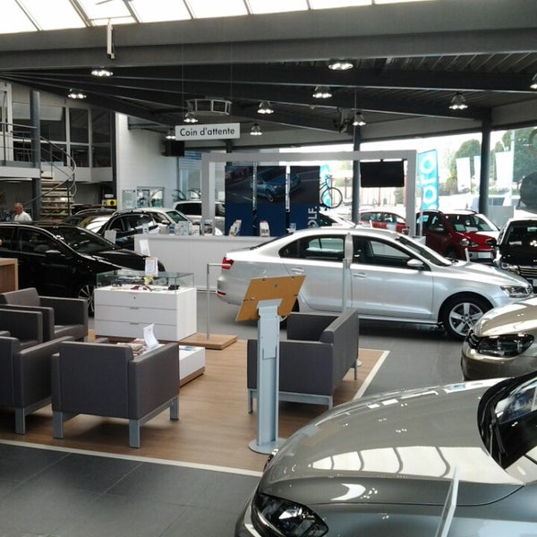 Carlier Automotive Shop In Saint Ghislain