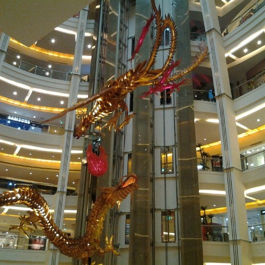 Photo taken at Pacific Place by Sõéi 丘. on 2/12/2013