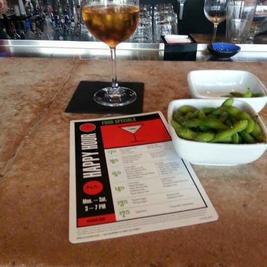 Photo taken at RA Sushi by Britni D. on 9/26/2012