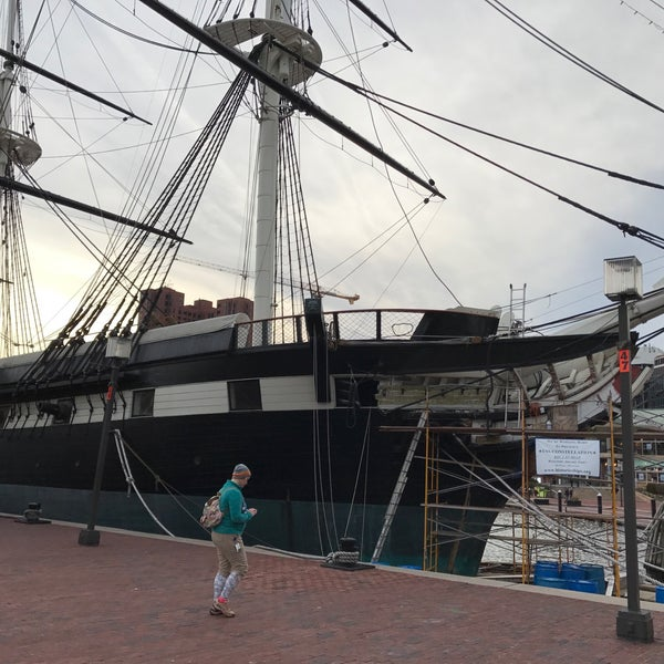 Photo taken at USS Constellation by Randy C. on 1/12/2017