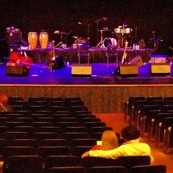 Photo taken at Lisner Auditorium by John W. on 10/8/2013