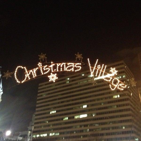 Das Foto wurde bei Christmas Village von Calvin G. am 12/23/2012 aufgenommen